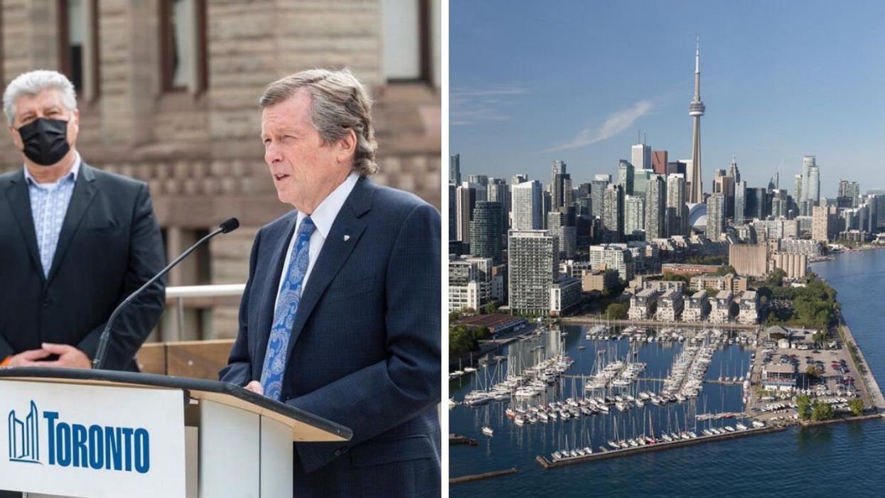 John Tory Says Ontario's Step 3 Needs To End 'Cautiously' So There Isn't Another Lockdown