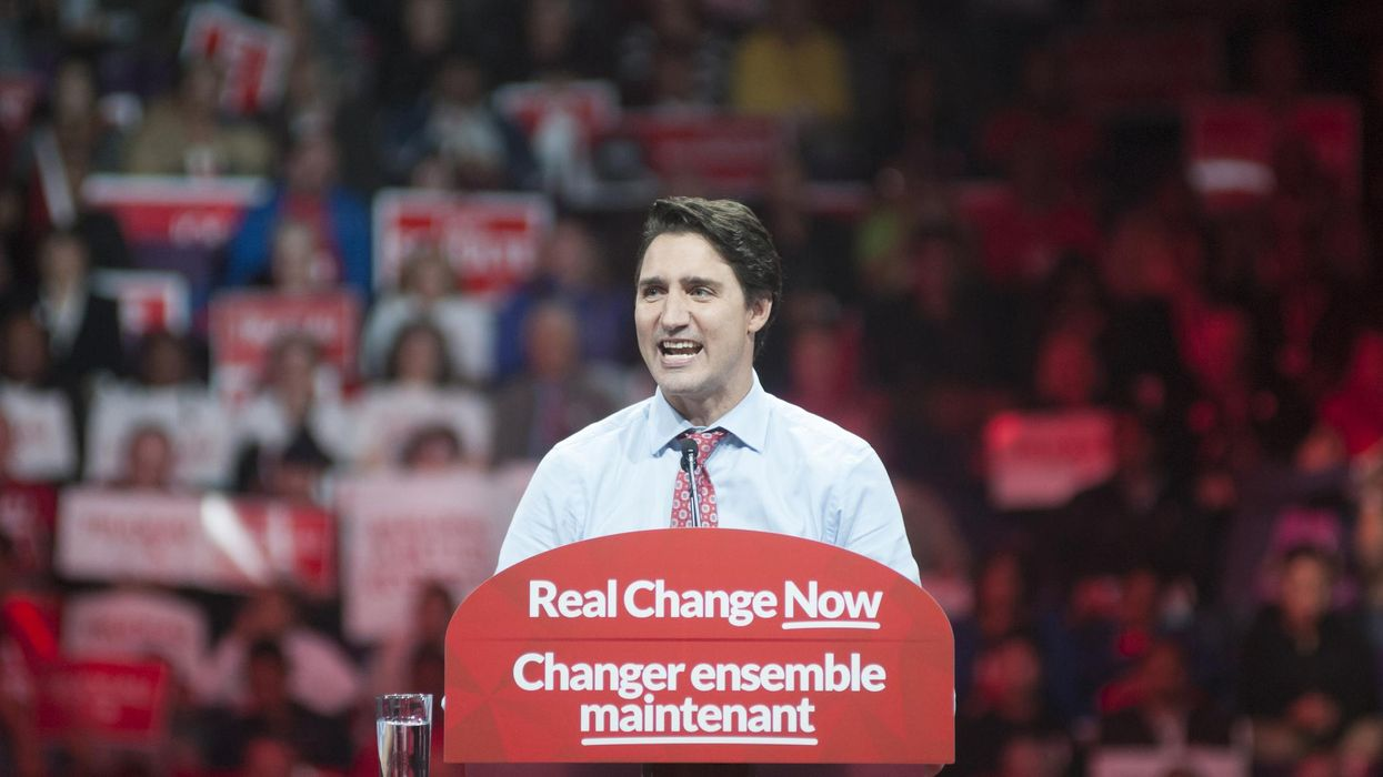 Justin Trudeau Got Riled Up About Anti-Vaxxers & Accused O'Toole Of 'Siding With Them'