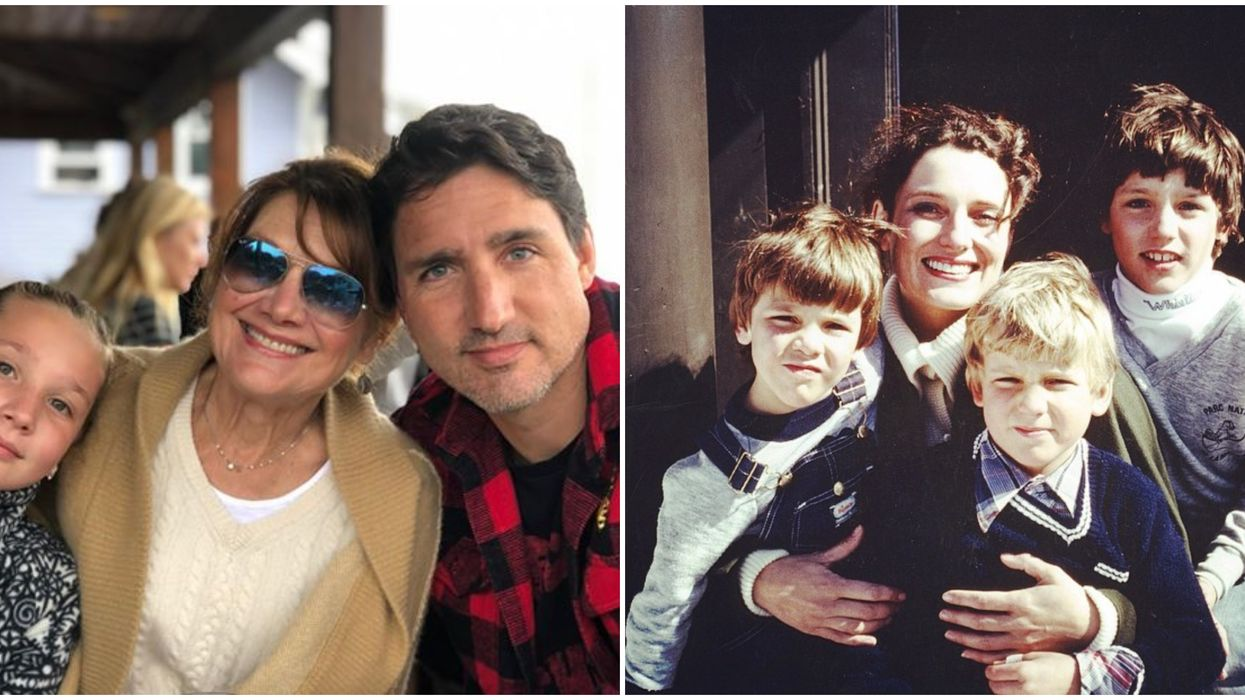 Justin Trudeau's Brother Has Been Honoured Quite A Few Times By The Prime Minister