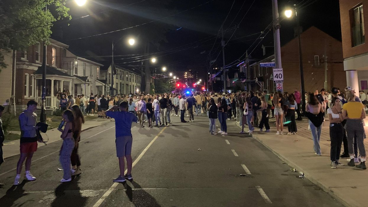 Kingston's COVID-19 Rules Just Got Stricter & Fines For Partygoers Were Upped By $1,500