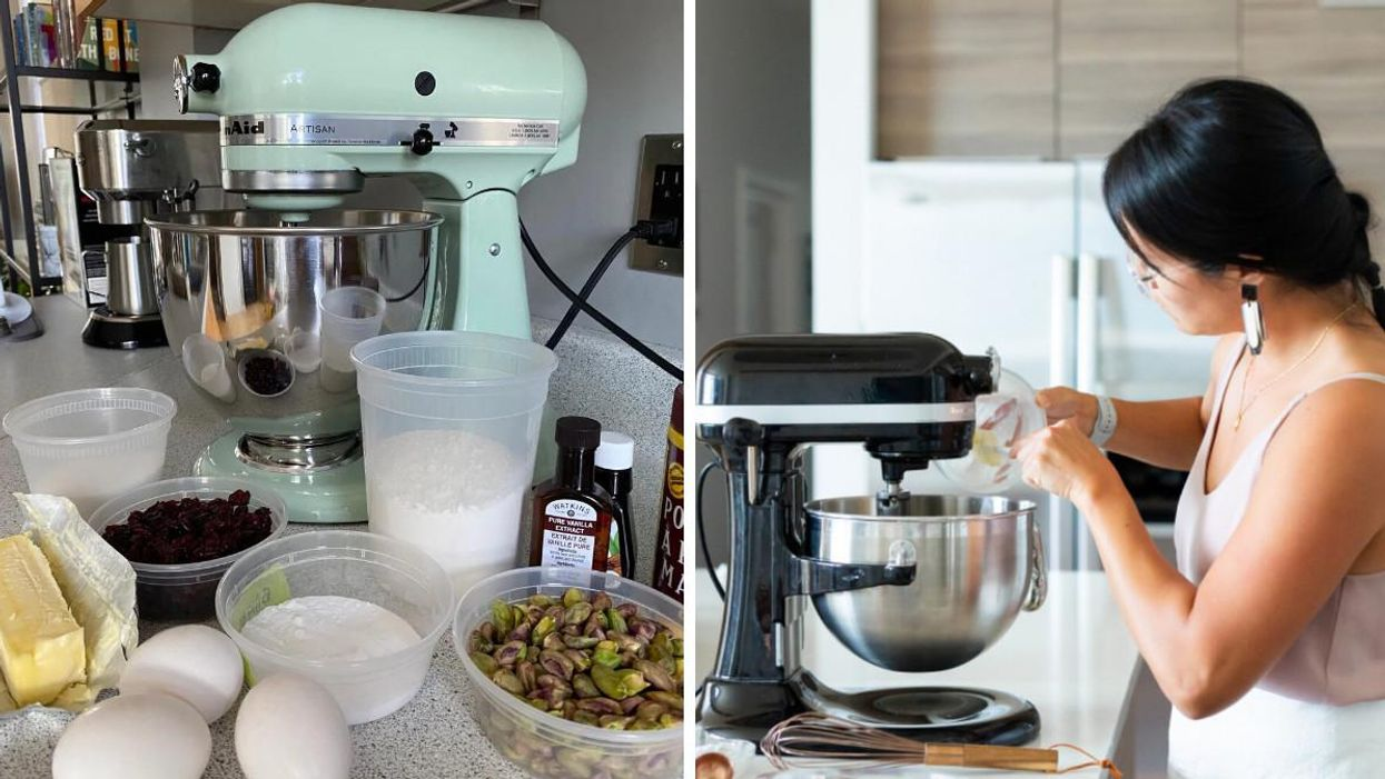 KitchenAid Mixers Are A Whopping $230 Off On Amazon Canada But Only For Today