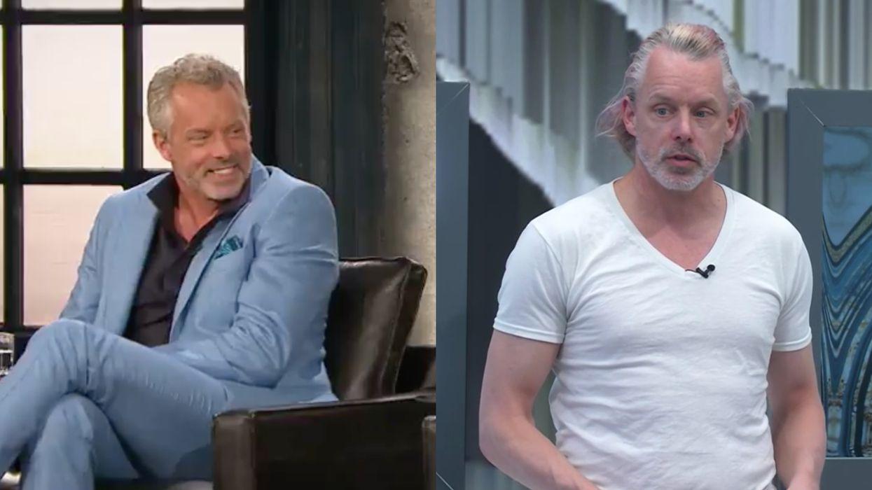 L'entrepreneur François Lambert à Big Brother Célébrités