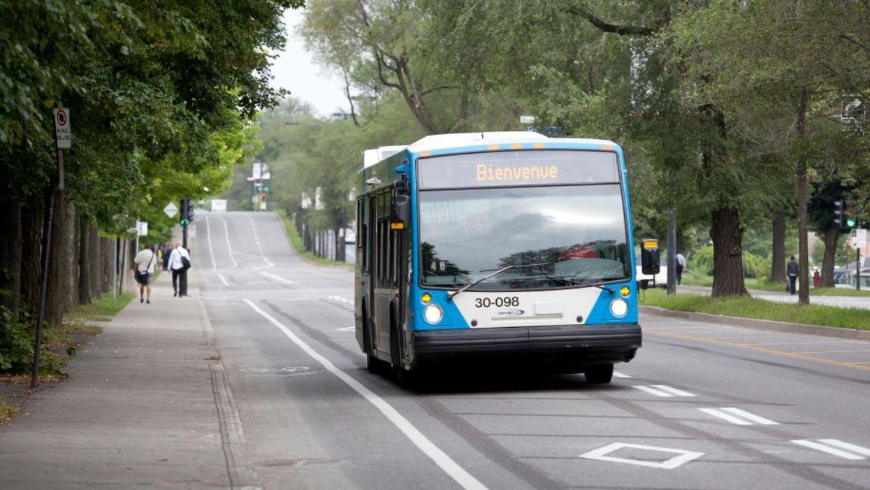 La STM dévoile son futur réseau de bus pour 2025