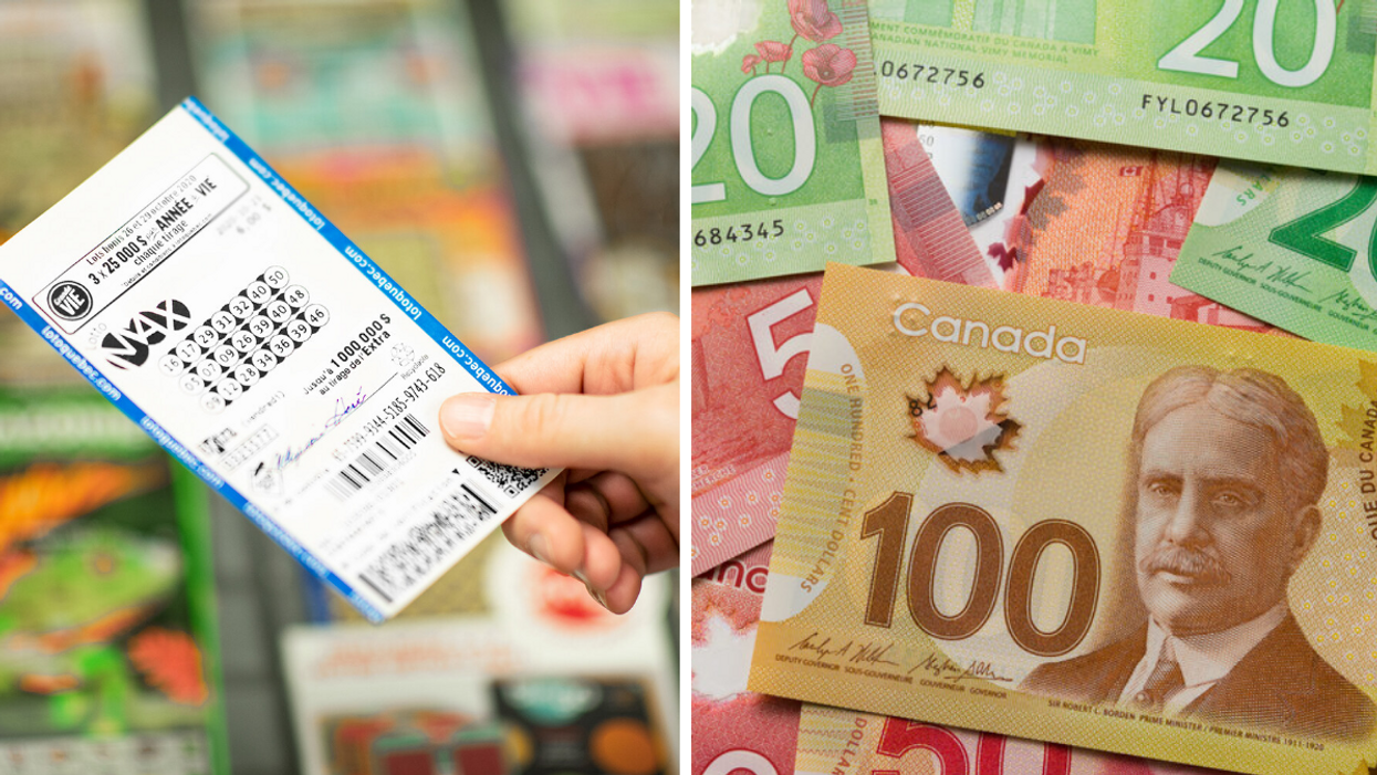 Le gros lot du Lotto Max atteint son maximum et tu pourrais devenir multimillionnaire