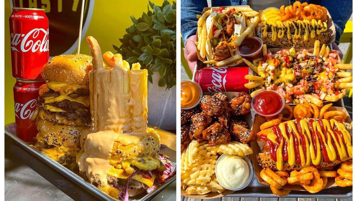 Le restaurant Tasty Mtl à Montréal offre un menu hyper gourmand