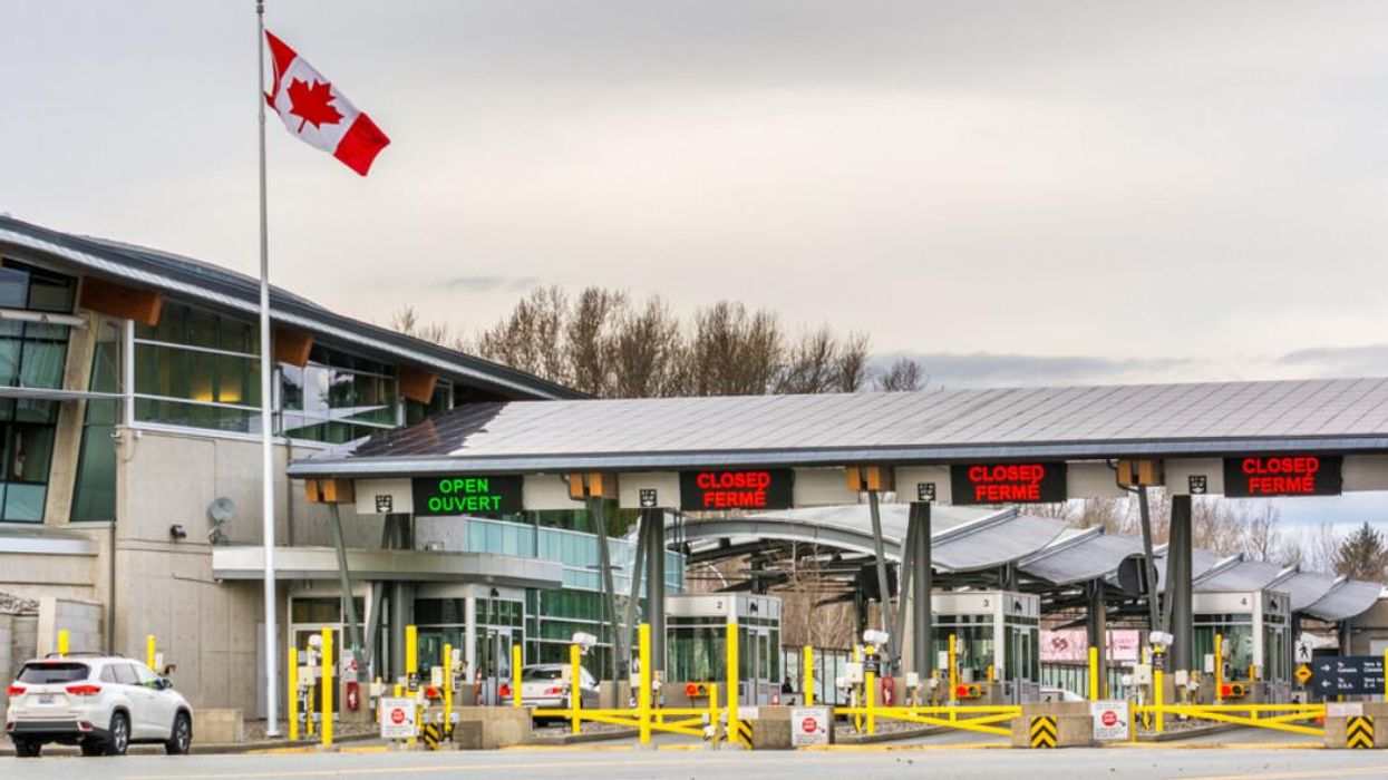 Les États-Unis vont rouvrir leurs frontières aux Canadiens vaccinés dès le mois prochain