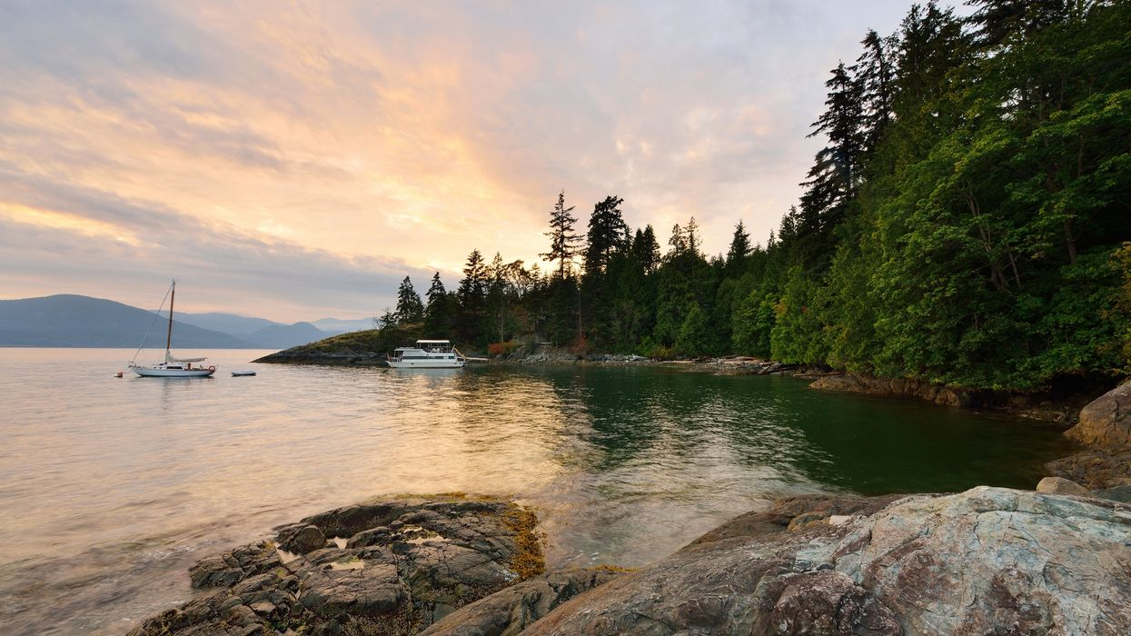 Lions Bay Beach Park: Popular Beach At An Exclusive BC Town Was Exposed To COVID-19