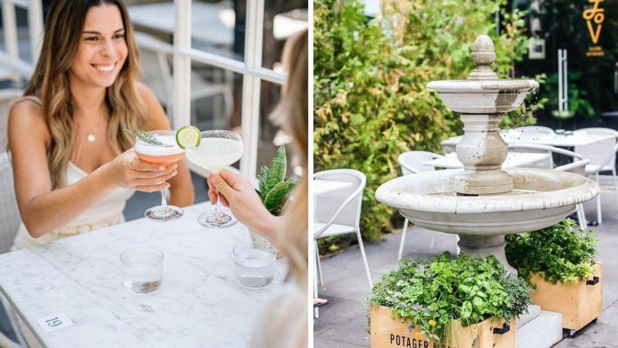 Lors de la saison des terrasses, il y a des tonnes d'endroits où aller manger au soleil dans la métropole et ses environs, mais un seul s'est frayé une place dans le top 100 de OpenTable sur les meilleurs restaurants avec un espace extérieur au Canada. C'est donc à Laval que se trouve le fameux spot qui est maintenant reconnu au pays.