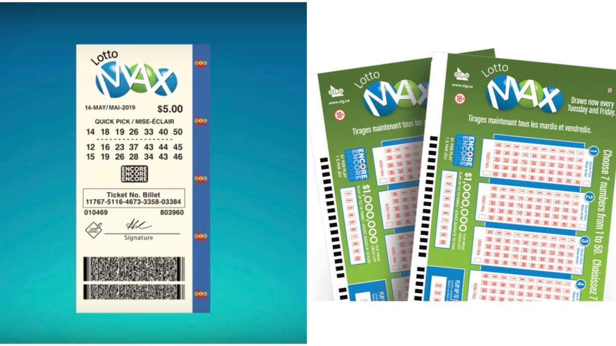 Lotto Max Jackpot Hits $70 Million After 2 People Already Won It This Year
