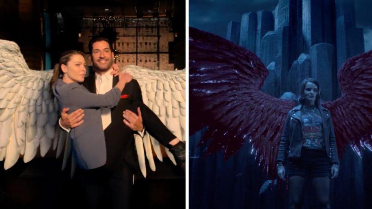 Lucifer 6 : Netflix dévoile la date de sortie et la bande-annonce