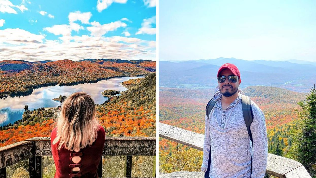 L'ultime «bucket list» des randos à faire l'automne au Québec pour des vues vraiment WOW