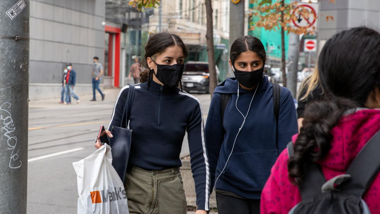 Mandatory Masks Are Coming Back To Even More Provinces As COVID-19 Cases Rise