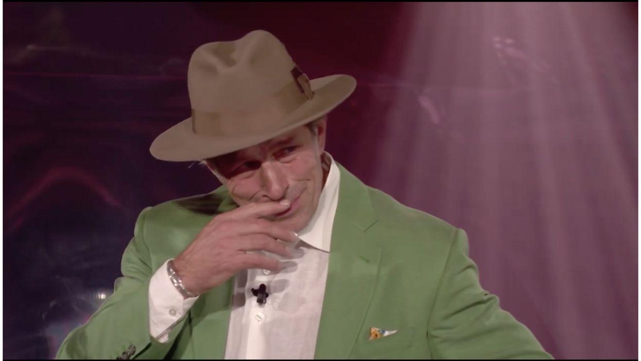 Marc Bergevin était à la Semaine des 4 Julie et il s'est effondré en larmes