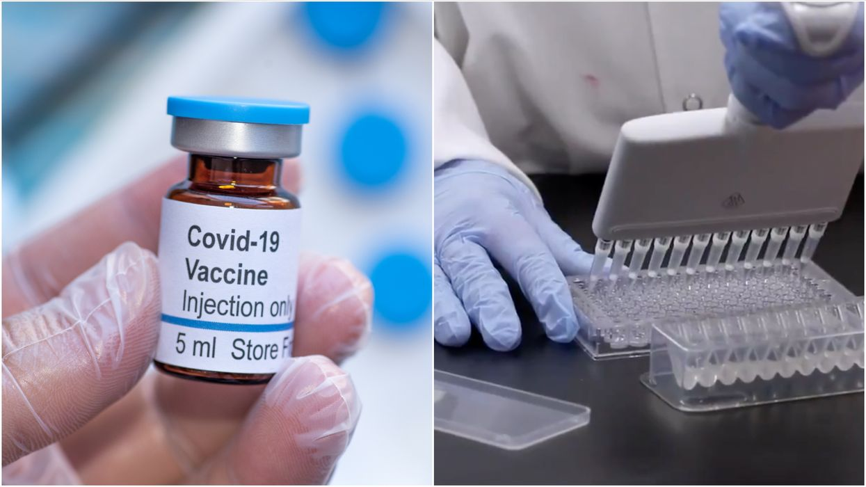 Moderna COVID-19 Vaccine Is Reportedly Over 94% Effective In U.S. Trial Stages