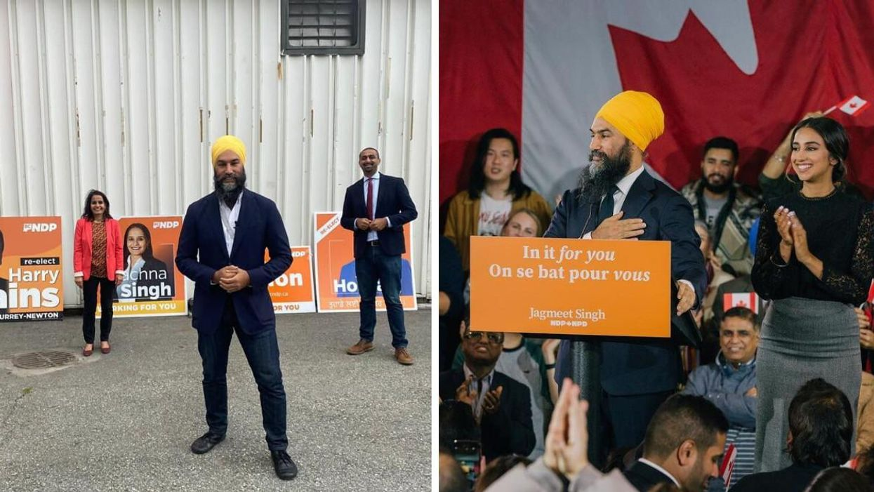 NDP Canada Jobs Are Available & You Can Join Jagmeet Singh's Team