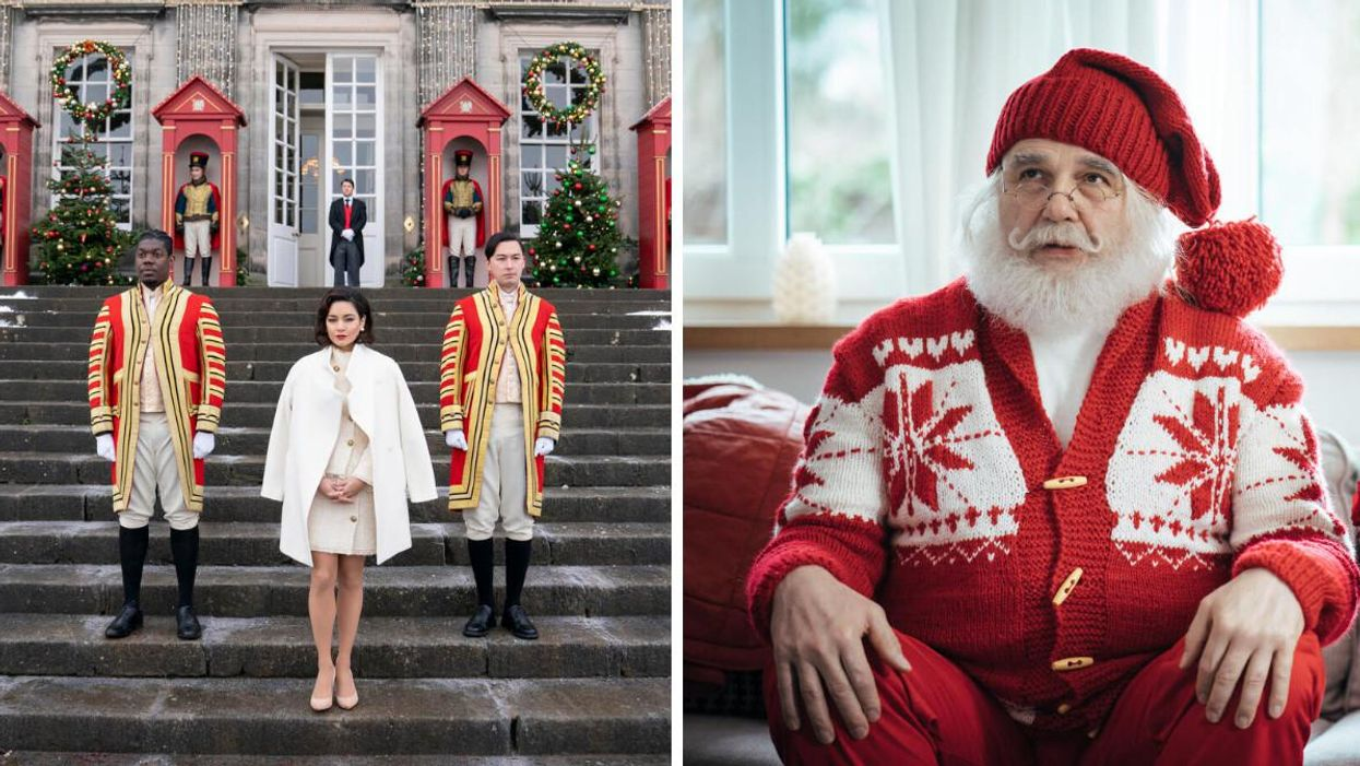 Netflix Canada Just Announced Their New Holiday Movies & Here's What You Can Watch