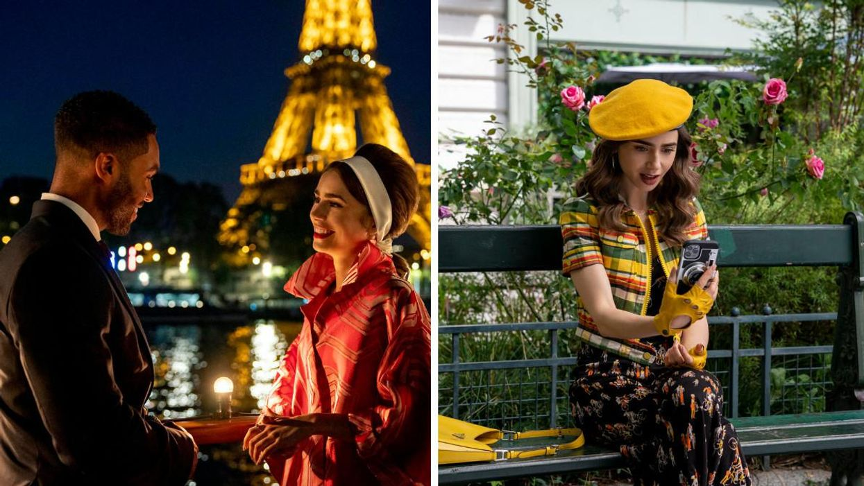 Netflix dévoile les premières images d'Emily in Paris saison 2 et ça sort très bientôt