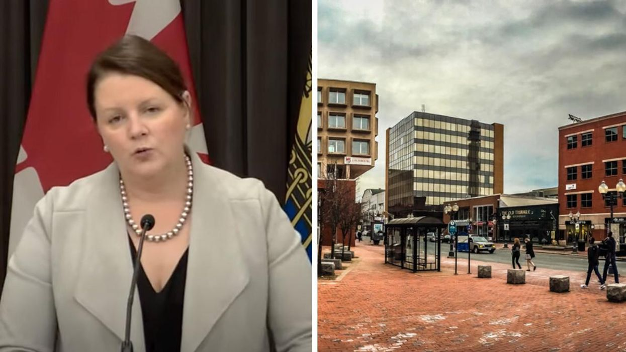 New Brunswick Just Went Into A State Of Emergency As The Province Battles A Fourth Wave