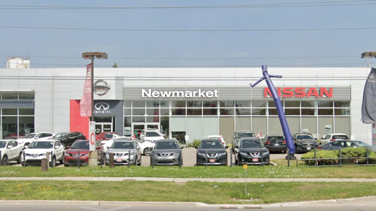 Nissan Canada Ad That Was A Social Distancing Fail Had The Company Apologizing (PHOTO)