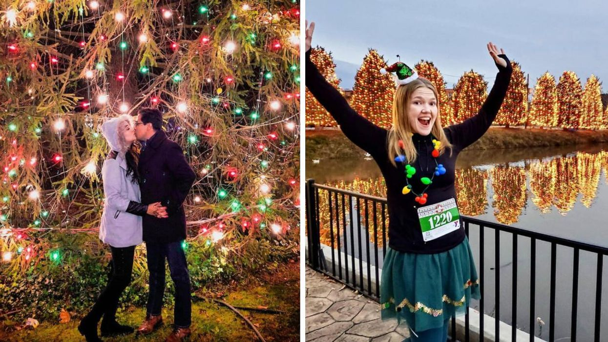 North Carolina's 'Christmas Town USA' Is Bringing Back The Pre-COVID Holiday Magic & It's Completely Free