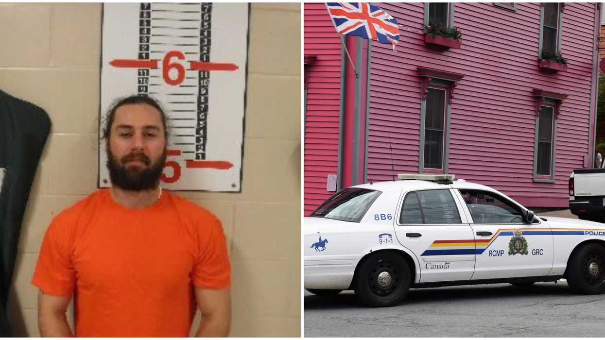 Nova Scotia Escaped Inmate On The Run & RCMP Have Been Searching All Night