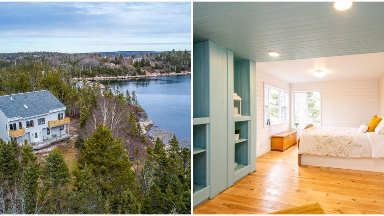 Nova Scotia Oceanfront House Is Cheaper Than A Condo In Toronto