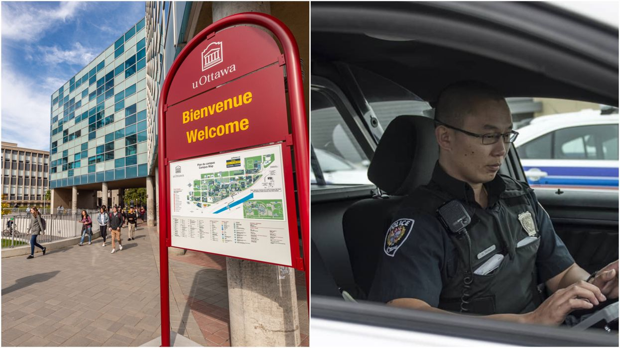 Officers Around Ottawa Campuses Will Be Common This Year Thanks To COVID-19