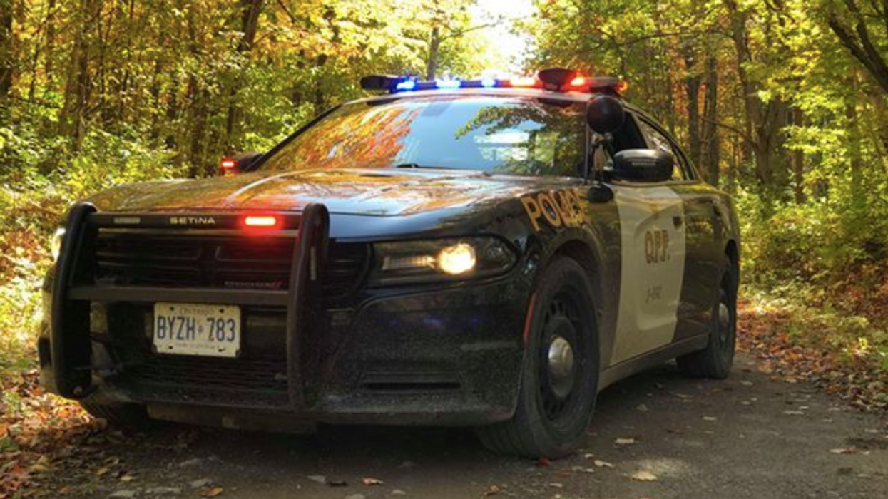 Ontario Baby Killed In Incident With OPP Officers
