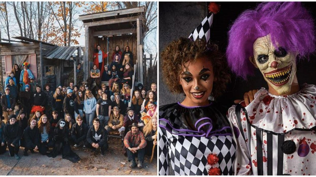 Ontario Halloween Jobs That Are Hiring Right Now & Are Perfect If You Love Spooky