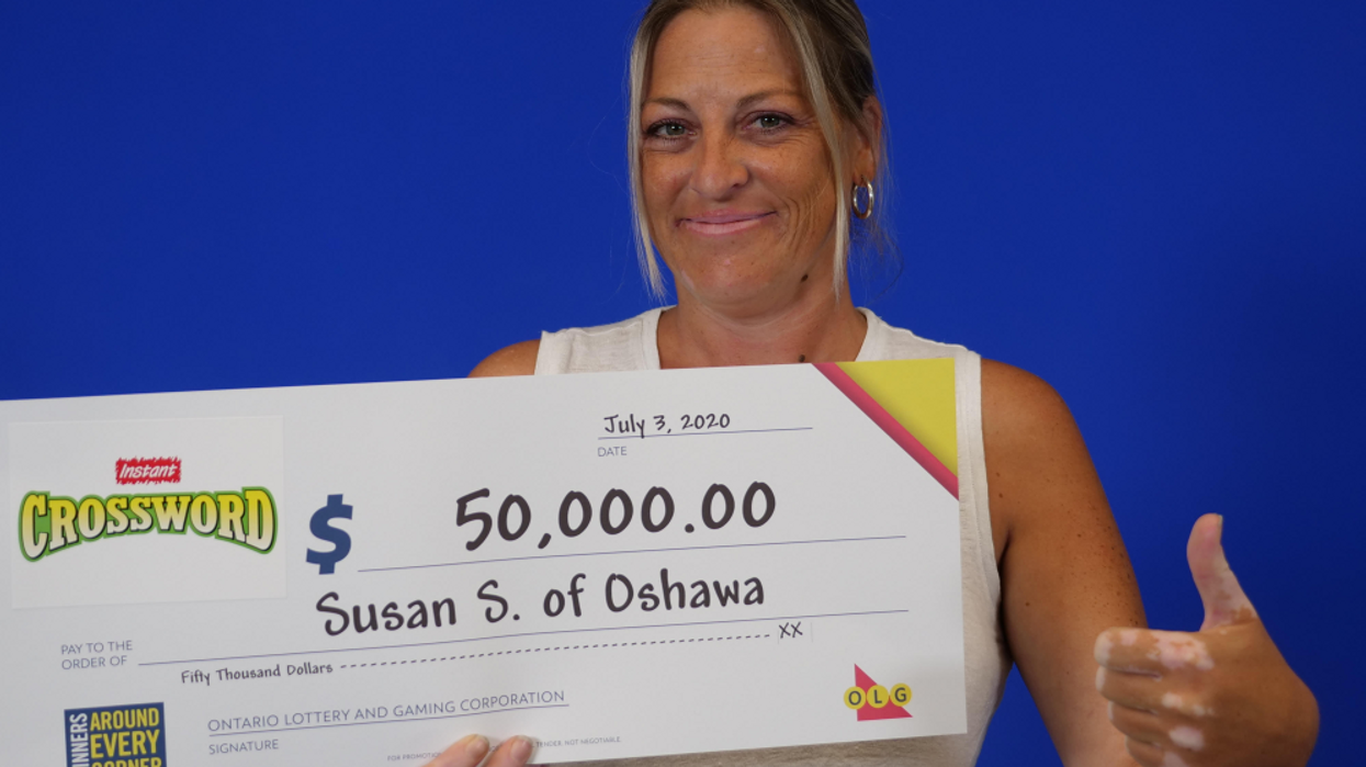 Ontario Lottery Winner Claims 2 Prizes In Only 3 Weeks