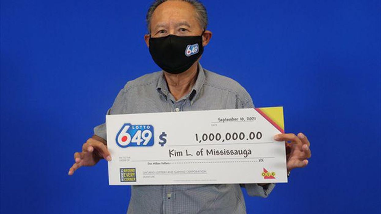 Ontario Lottery Winner Says No One Believed Him When He Won $1M