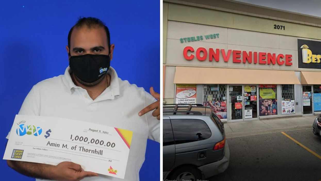 Ontario Lottery Winning Stores Are All Around The GTA