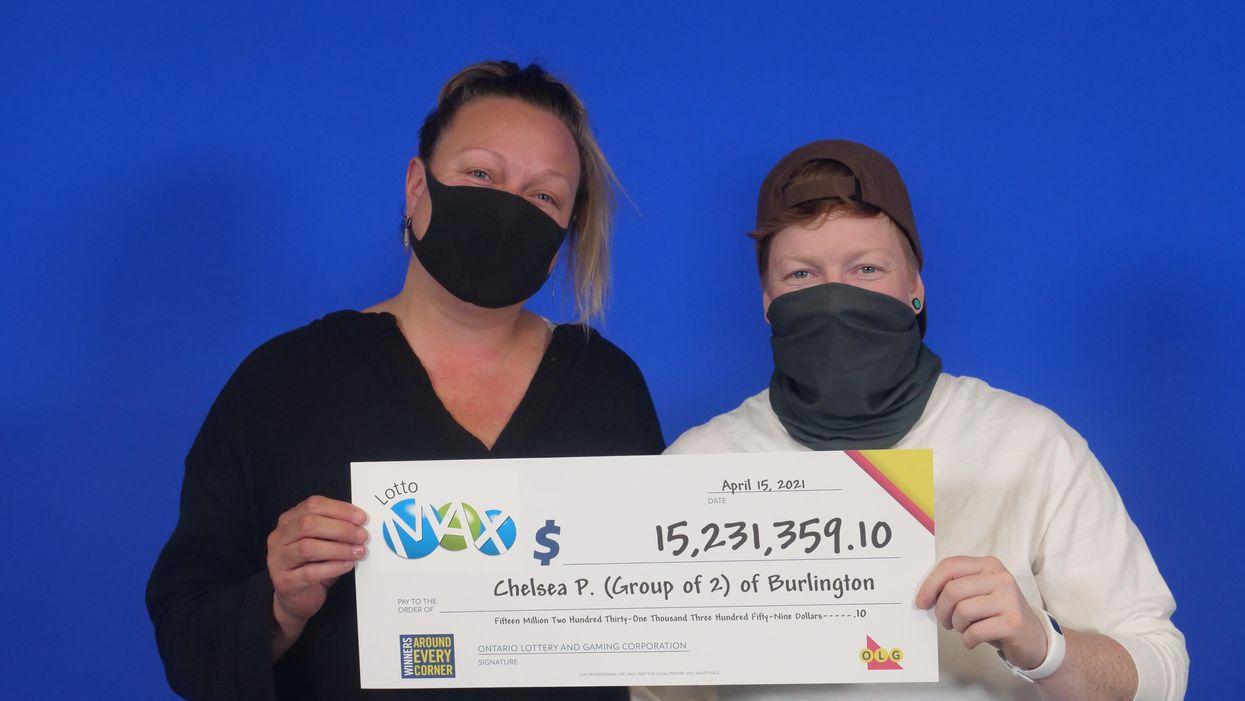 Ontario Lotto Winners Were Best Friends Who Played Together For Years