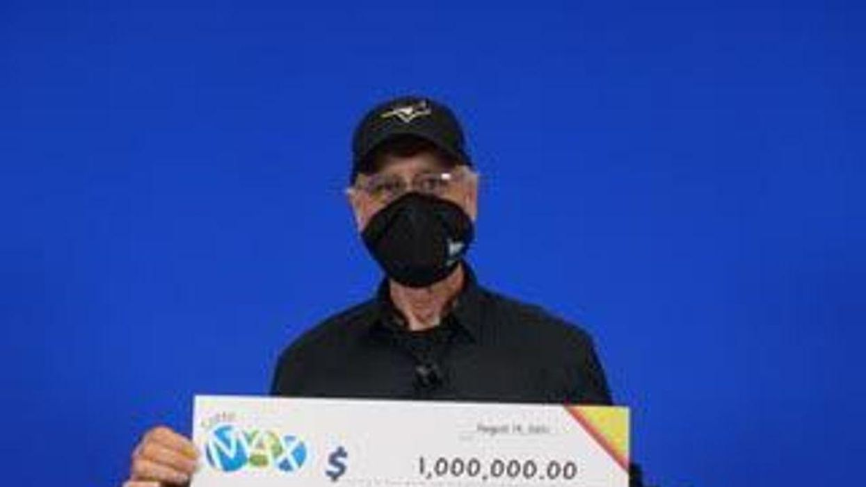 Ontario Man Keeps Winning Lottery Prizes After Playing The Same Numbers Since Last Year