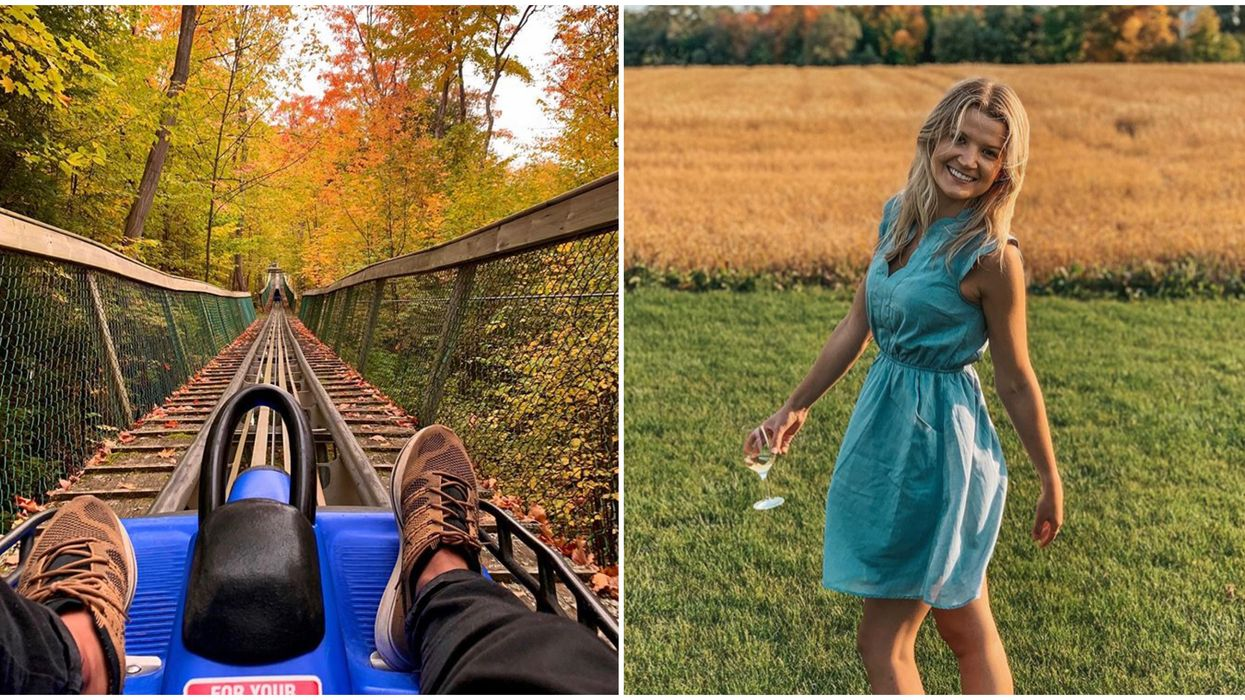 Ontario's Fall Colours Activities That Don't Require Hiking Boots