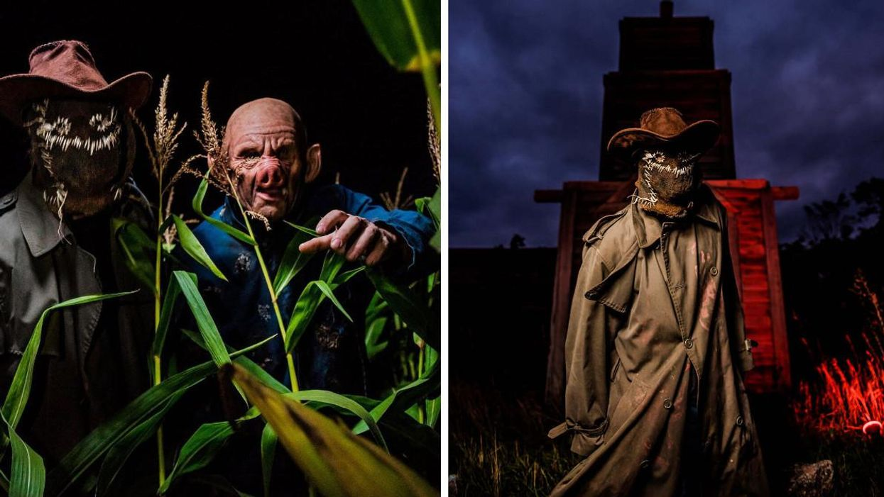 Ontario's Haunted 'Fear Farm' Will Bring Your Worst Nightmares To Life This Fall