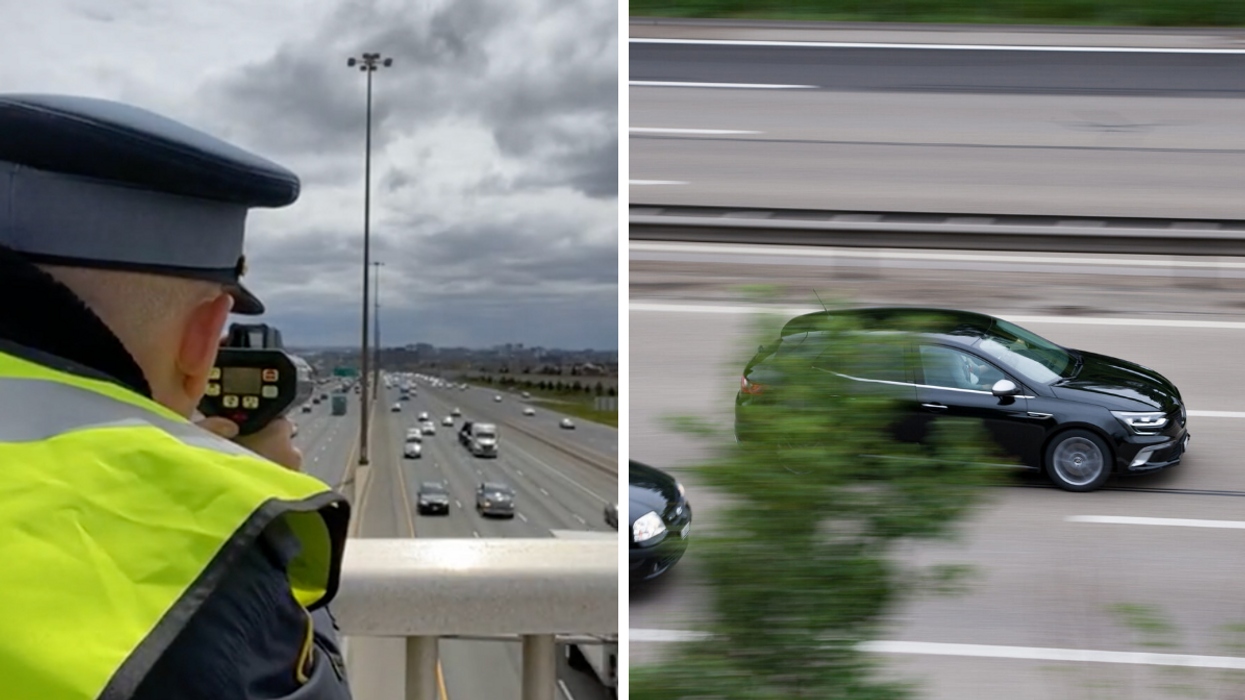 Ontario's Stunt Driving Penalties Just Got Stricter & Here's What Happens If You're Busted
