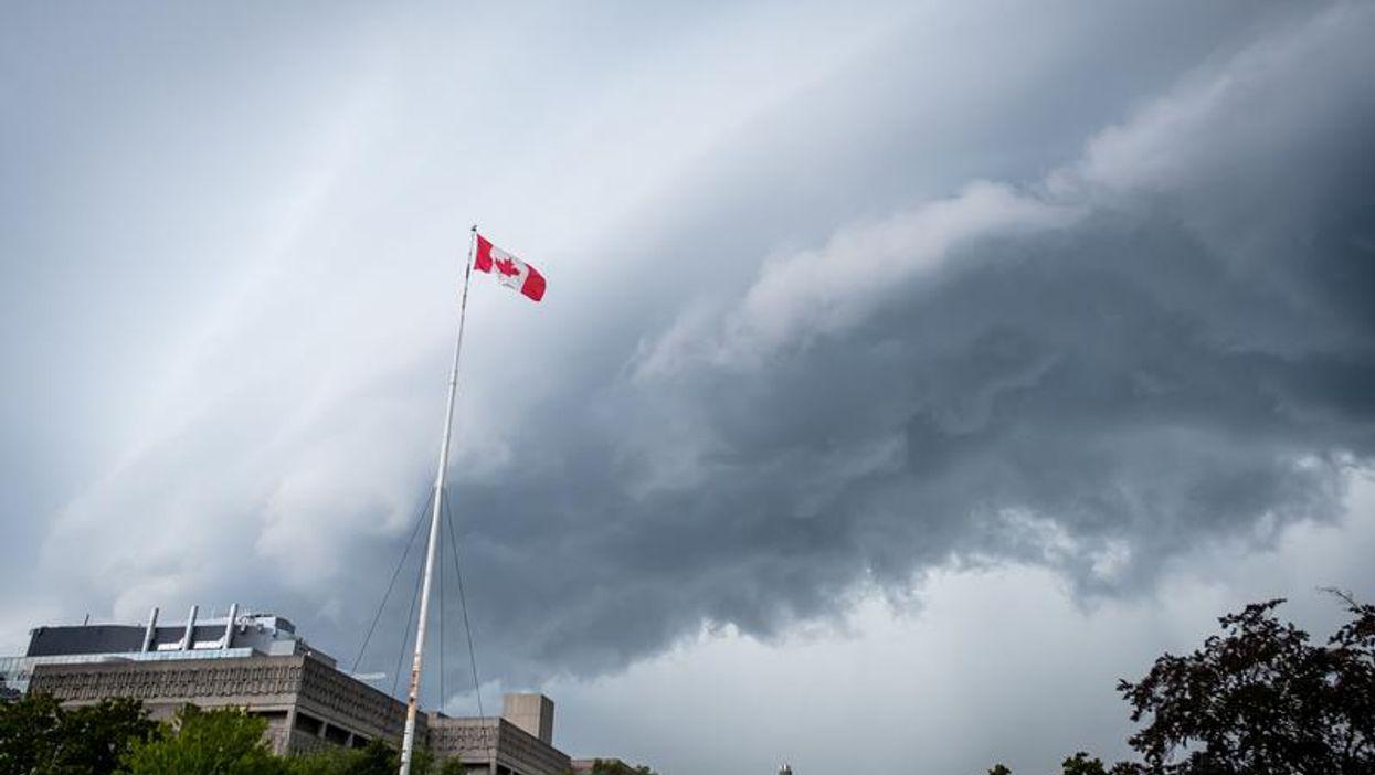 Ontario's Weather Forecast Predicting 'Dangerous Thunderstorms'