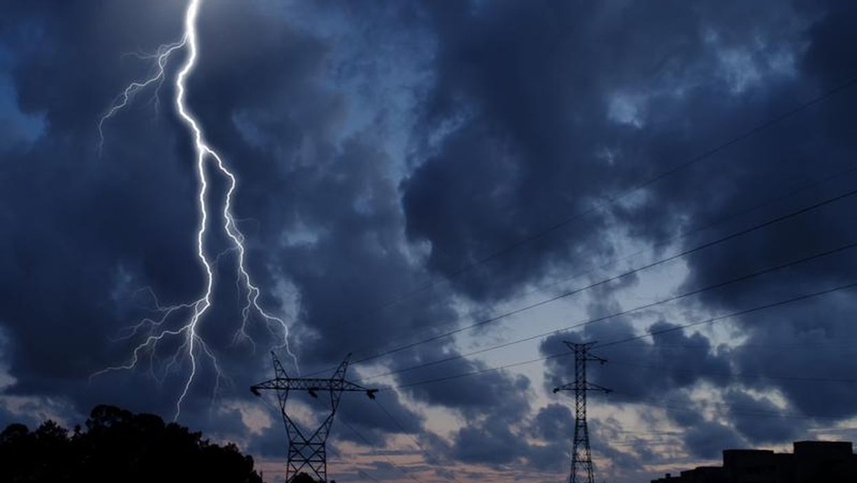 Ontario's Weather Is About To Get Brutal With Severe Thunderstorms & Possible Tornadoes