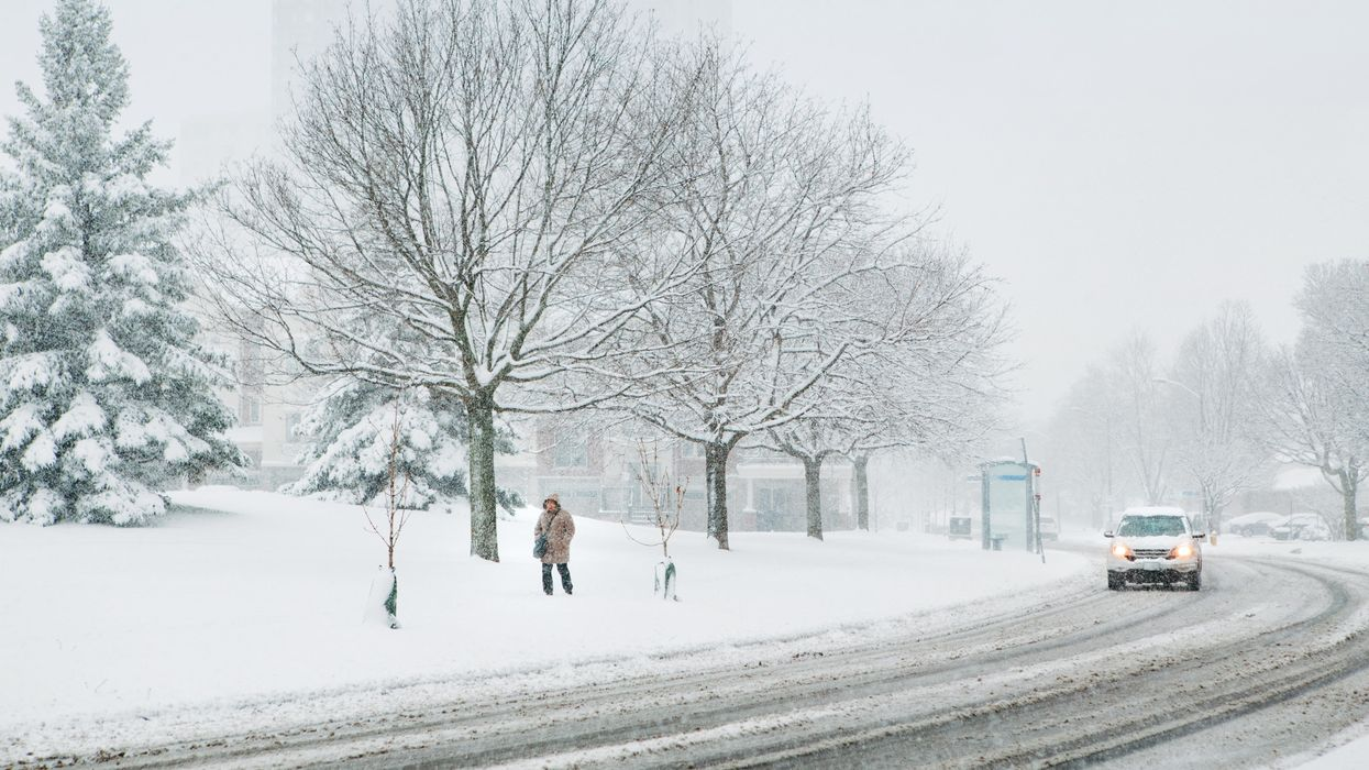 Ontario's Winter Weather Could Be Some Of The Worst In 25 Years & So Much Snow Is Expected