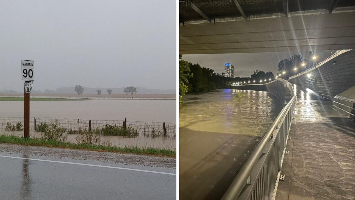 Ontario Storms Left Regions Underwater Last Night & More Rainfall Is On The Way (PHOTOS)