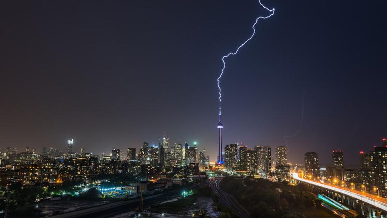 Ontario Storms Will Be Flooding The Province This Week With Brutal Thunderstorms & Hail