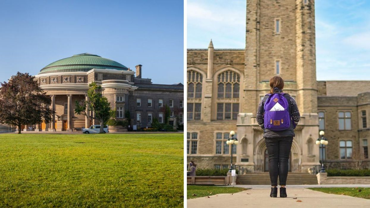 Ontario Universities Are Offering Tons Of Free Courses This Fall & Here Are 6 To Try RN