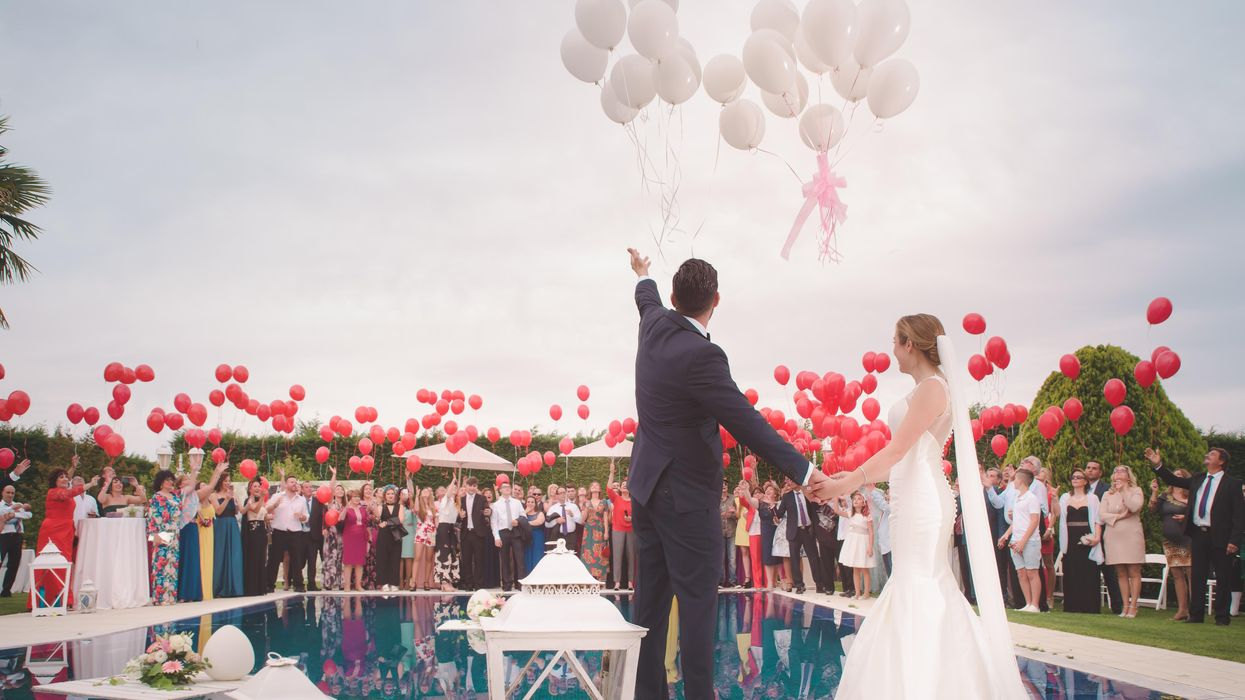 Ontario Vaccine Certificate Rules Are Changing For Wedding Receptions Starting Next Week