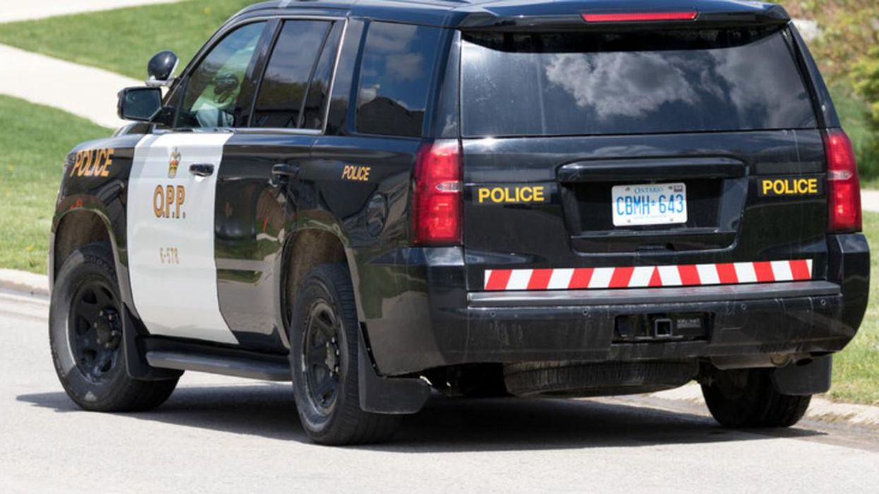 Ontario Vehicle With Explosives Crashed This Morning & Police Evacuated The Area
