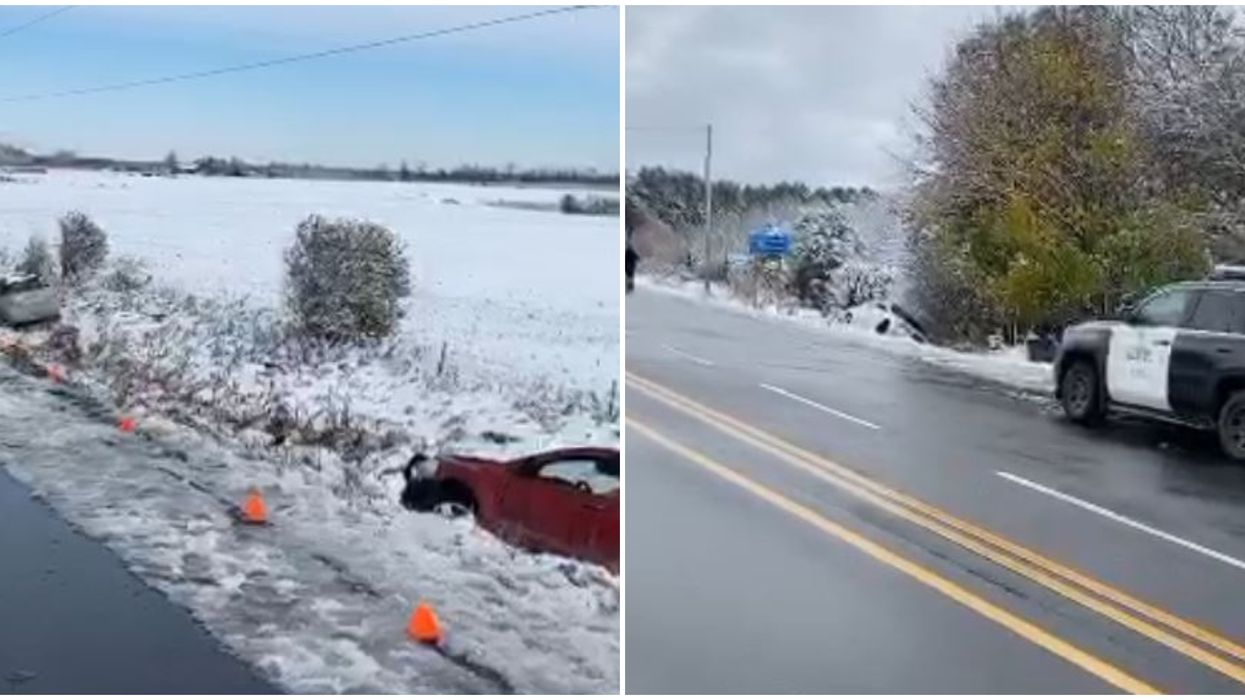 Ontario Weather Causes Early Tragedy As A Tow Truck Driver Was Killed During A Rescue