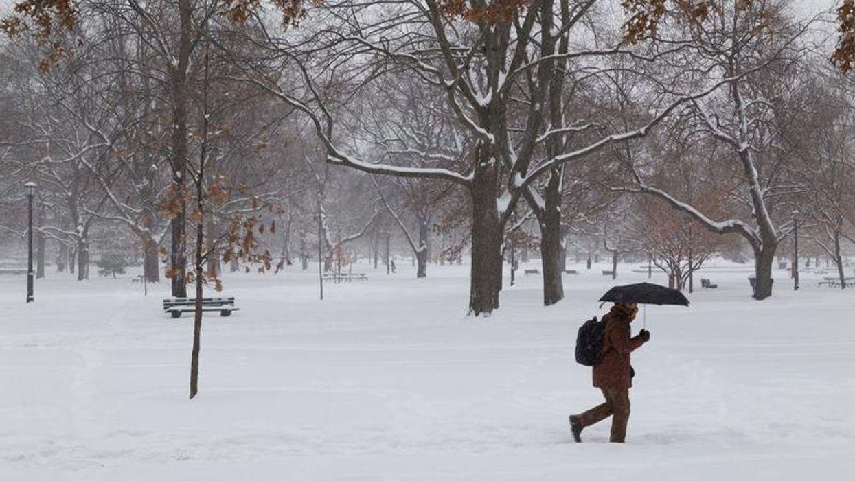 Ontario Winter Forecast Will Bring Lots Of Snow Early
