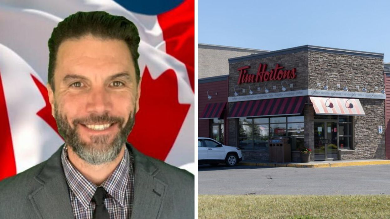 Oshawa PPC Candidate Charged After Refusing To Show Proof Of Vaccination At Tim Hortons