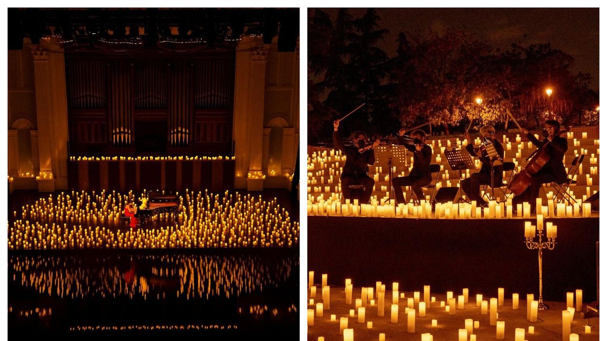 Ottawa's Candlelight Concerts Will Play All Your Favourite Disney Songs