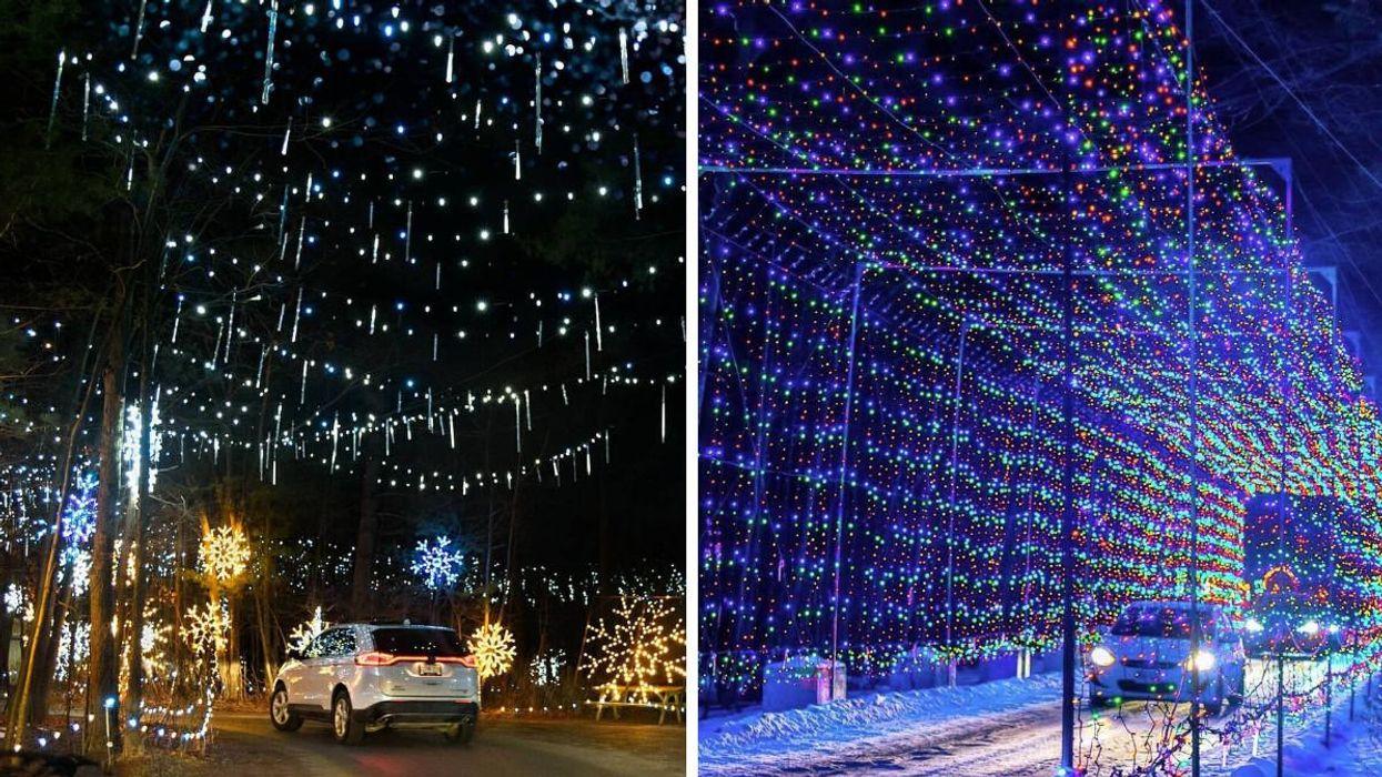 Ottawa's 'Magic Of Lights' Returns This Winter With A 2-km Drive-Thru & New Festive Scenes